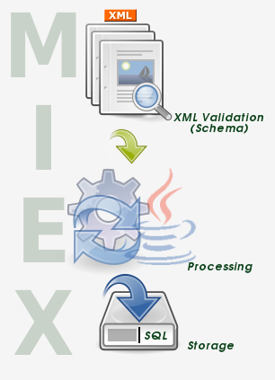 Miex structure